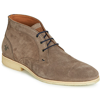 Shoes Men Mid boots Kost CALYPSO 59 Taupe