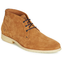 Shoes Men Mid boots Kost CALYPSO 59 Cognac