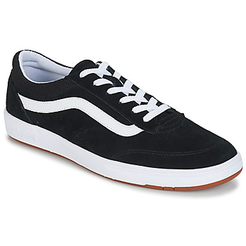 Shoes Men Low top trainers Vans CRUZE Black