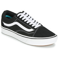 Shoes Low top trainers Vans COMFYCUSH OLD SKOOL Black / White