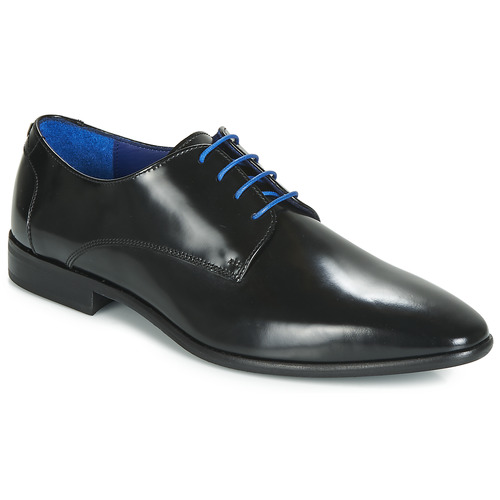 Shoes Men Derby shoes Azzaro VALMI Black