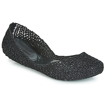 Shoes Women Ballerinas Melissa CAMPANA PAPEL VII Black