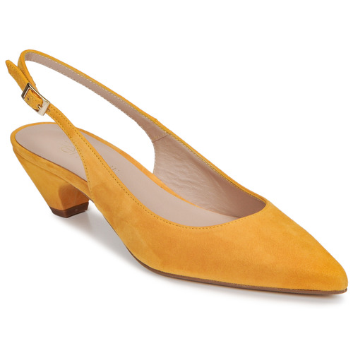 Shoes Women Court shoes Fericelli JEYONCE Yellow