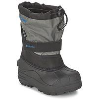 Shoes Children Snow boots Columbia CHILDREN POWDER BUG PLUS II Black