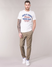material Men chinos Jack & Jones JJIMARCO Beige