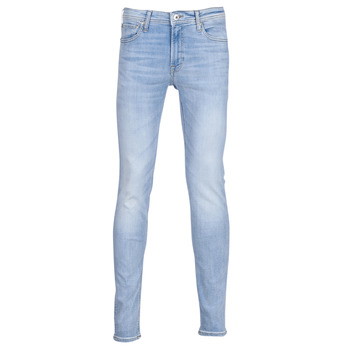 material Men slim jeans Jack & Jones JJILIAM Blue