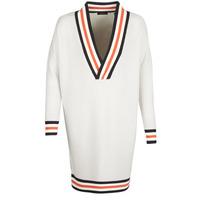 material Women jumpers Maison Scotch  White / Cream