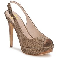 Shoes Women Sandals House of Harlow 1960 NADYA Brown