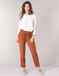 material Women 5-pocket trousers Betty London JOUNI Brown