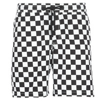 material Men Shorts / Bermudas Vans RANGE SHORT 18 Black / White