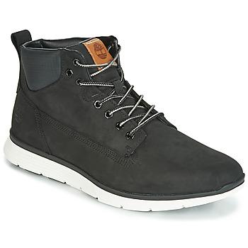 Shoes Men High top trainers Timberland Killington Chukka  black