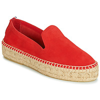 Shoes Women Espadrilles 1789 Cala SLIPON DOUBLELEATHER Red