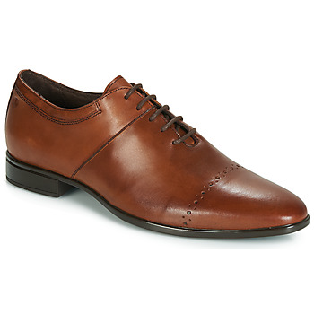 Shoes Men Brogue shoes Carlington JEMRON Cognac