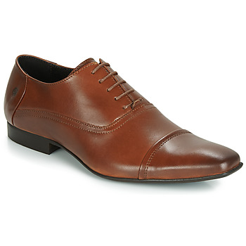 Shoes Men Brogue shoes Carlington ETIPIQ Cognac