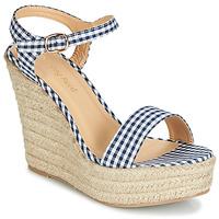 Shoes Women Sandals Moony Mood IPALA Blue