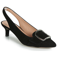 Shoes Women Court shoes Unisa JALIS Black