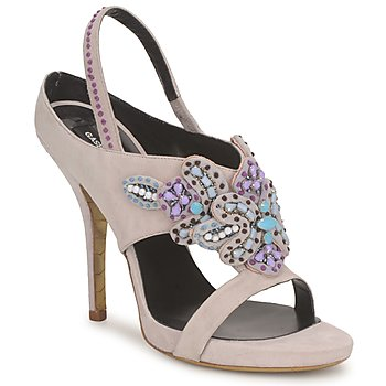 Shoes Women Sandals Gaspard Yurkievich T4 VAR6 BEIGE