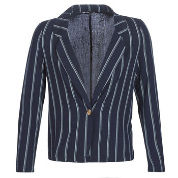 material Women Jackets / Blazers Vero Moda VMANNA White / Marine