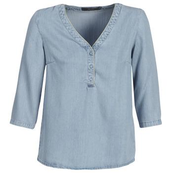 material Women Blouses Vero Moda VMTRUDY Blue