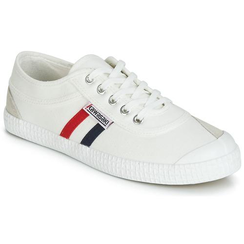 Shoes Low top trainers Kawasaki RETRO White