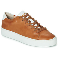 Shoes Women Low top trainers Pataugas KELLA Cognac