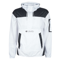 material Men Macs Columbia CHALLENGER WINDBREAKER White / Black