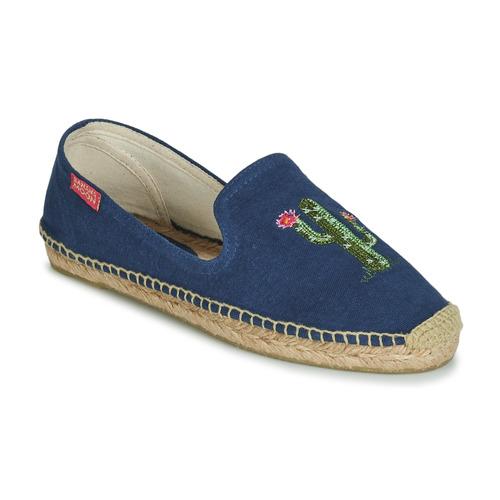 Shoes Women Espadrilles Banana Moon OZZIE Blue