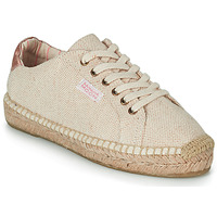 Shoes Women Low top trainers Banana Moon PACEY Beige