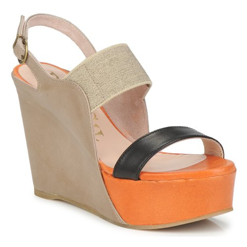 Shoes Women Sandals Paco Gil RITMO OULA Multicolour