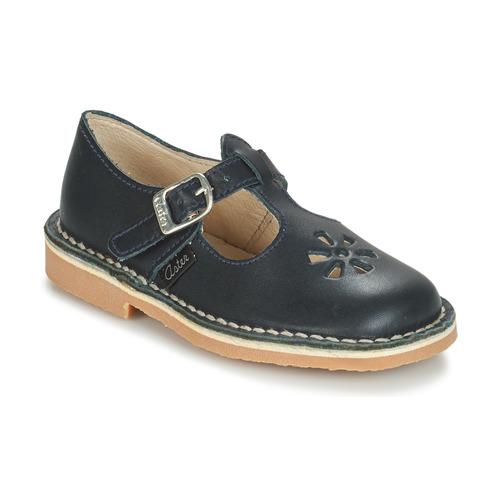 Shoes Children Ballerinas Aster DINGO Marine