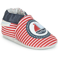 Shoes Children Baby slippers Robeez MY CAPTAIN Red / Blue / White