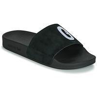 Shoes Women Low top trainers adidas Originals ADILETTE W Black