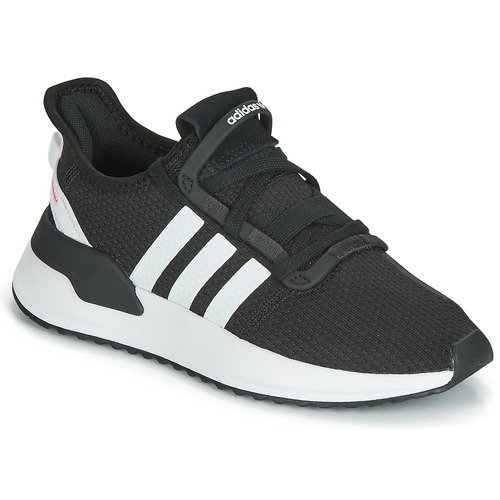 Shoes Children Low top trainers adidas Originals U_PATH RUN J Black