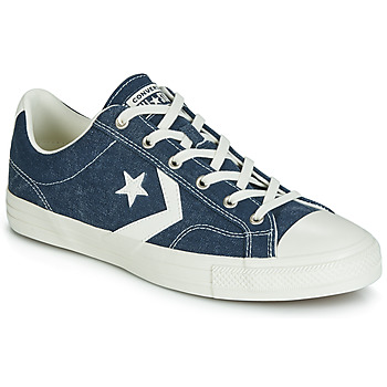 Shoes Women Low top trainers Converse STAR PLAYER SUN BACKED OX Marine
