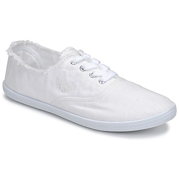 Shoes Women Low top trainers Kaporal DESMA White