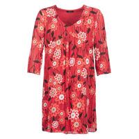material Women Short Dresses One Step RIEDO Red