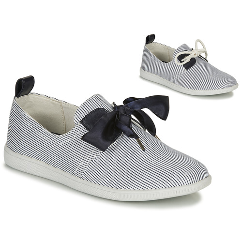 Shoes Women Low top trainers Armistice STONE ONE White / Marine