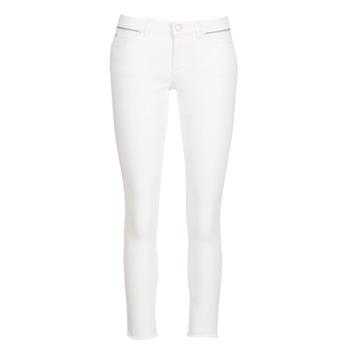 material Women slim jeans Ikks BN29135-11 White
