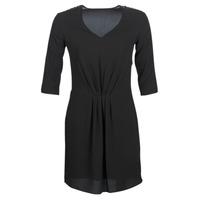 material Women Short Dresses Ikks BN30015-02 Black