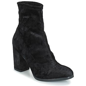 Shoes Women Ankle boots Caprice   black / Velvet