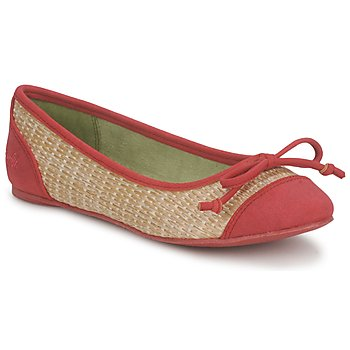 Shoes Women Ballerinas Blowfish Malibu NITA Red