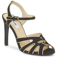 Shoes Women Sandals Moschino MA1604 BLACK