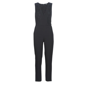 material Women Jumpsuits / Dungarees Guess SERENELLA Black