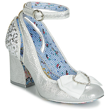 Shoes Women Court shoes Irregular Choice DEITY Silver
