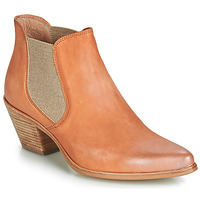 Shoes Women Mid boots Muratti DAMARYS Orange