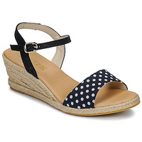 Shoes Women Sandals So Size JITRANE Marine
