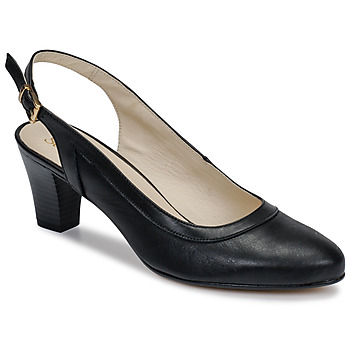 Shoes Women Court shoes So Size JIRITUNE Black