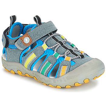 Shoes Boy Sports sandals Gioseppo 43008 Grey / Multicoloured