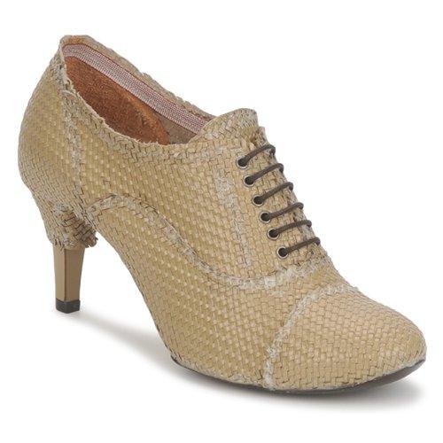 Shoes Women Low boots Premiata 2851 LUCE Ocra