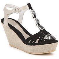 Shoes Women Sandals Regard RAFAZA Black